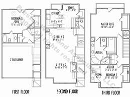 luxury home plans for narrow lots 3 bedroom house plans narrow lot inspirational 3 story narrow lot