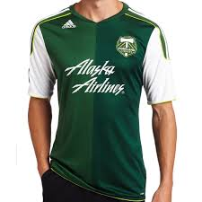 Timbers Flag Mls Portland Timbers Authentic Primary Team Jersey Adidas