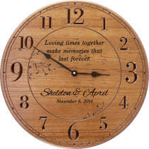 personalized clocks with pictures pgsgbia13 thumb jpg