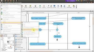membuat erd visual paradigm tutorial diagram activity menggunakan visual paradigm for uml 8 0