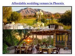 Cheap Wedding Venues In Az Outdoor Wedding Venues In Phoenix