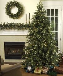 green tree pre lit 12 ft led carolina fir 2 200 warm white
