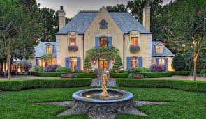 french country style home in charlotte north carolina homes of