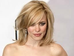 medium length hairstyles for fine wavy hair best medium length haircuts for thick wavy hair