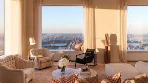 Penthouse Interior 432 Park Avenue Penthouse Receives Makeover From Kelly Behun