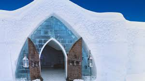 Hotel De Glace Canada by Ice Hotel In Quebec Tour Of The Hôtel De Glace Youtube