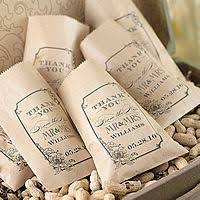 popcorn favor bags personalized wedding gift bags