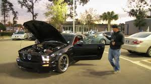 2005 Mustang Gt Black Autoline U0027s 2005 Ford Mustang Gt Deluxe Walk Around Review Test