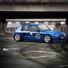 peugeot cars older models peugeot 205 t16 gymkhana by hossworks on deviantart cars all