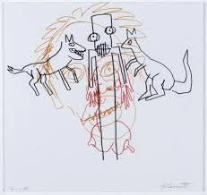 notes to basquiat studies 12 milani gallery