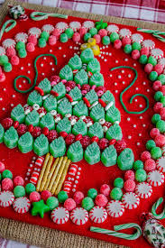candy christmas tree candy christmas tree craft the food charlatan
