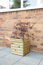 40 Square by Linear Planter Square Forest Garden