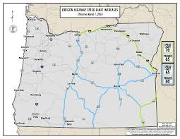 Map Of Eastern Oregon by Speed Limits Jump This Week On Some Oregon Highways Oregonlive Com