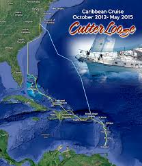 Eastern Caribbean Map by May 16th To May 26th U2013 Charleston Sc To Annapolis Md