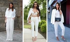 all white casual 30 fashionable all white for any season stayglam