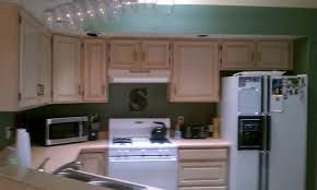 love can make any house a home staining the kitchen cabinets the