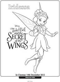 fawn coloring pages tinkerbell coloring pages disney