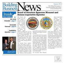 Bartle Hall Home Design And Remodeling Expo Building Business News Jan 2016 By Home Builders Association Of