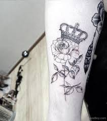 flower crown tattoo tattoo collections