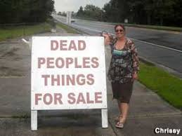 woodbine ga dead peoples things for sale
