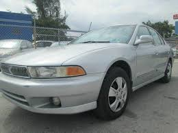2001 mitsubishi galant es 4dr sedan in miami fl cars n cars inc
