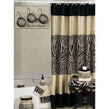 Black Tan Curtains Black And Tan Shower Curtains Shower Curtain