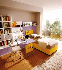 Boys Bookshelves Congenial Color Small Bedroom Decorating Ideas For Kid Boys With