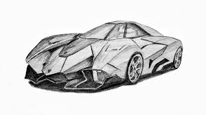lamborghini car drawing dylan mesta on twitter