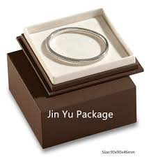 luxury bracelet box images China luxury handmade chocolate square gift jewelry paper box for jpg