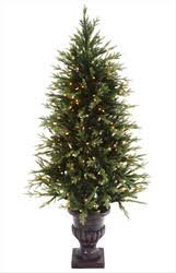 potted christmas tree potted artificial christmas trees treetime