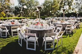 outdoor venues in los angeles colorful los angeles wedding ruffled