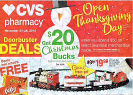 Cvs Hours On Thanksgiving Cvs Black Friday Deals 2016 U2013 Full Ad Scan The Gazette Review
