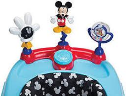 disney baby mickey mouse ready walk walker toys