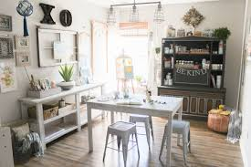Design Home Art Studio Blogger Stylin U0027 Home Tour Work U0026 Play 2016 Our Storied Home