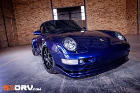 widebody porsche 993 midnight delight wide wicked and wild