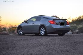 nissan altima 2 door sport 2009 nissan altima coupe 2 5 s review rnr automotive blog
