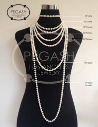 necklace neck sizes images Different types of necklaces pegash jpg