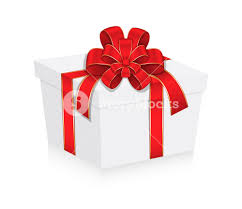 gift boxes with bow anniversary gift box with ribbon bow royalty free stock image