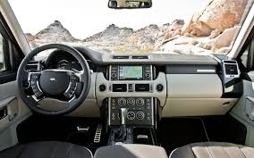 range rover interior 2012 land rover range rover reviews and rating motor trend