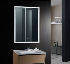 Bathroom Cabinet Mirror Light Bathroom Cabinets With Lights And Shaver Socket Lighting Demister