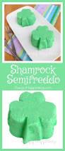 recipes to celebrate st patrick u0027s day shamrock semifreddo