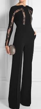 evening jumpsuits for an exquisite alternative for evening elie saab s jumpsuit