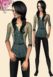 Liana Sims 2 Preview Women S Clothing Swimwear Liana Sims 2 Preview Women U0027s Clothing Casual Stylish