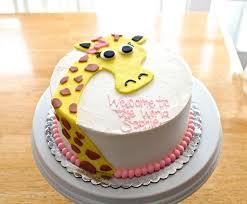 giraffe cake baby shower giraffe cake baby shower party decor