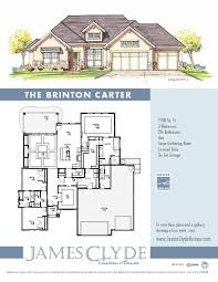 home floor plan james clyde homes floor plans