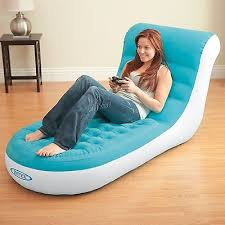 Dorm Lounge Chair Cafe Splash Lounge Inflatable Lounge Chair Dorm Gaming Seat