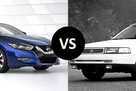 2016 nissan maxima zero to sixty old vs new 2016 nissan maxima vs 1989 nissan maxima the fast