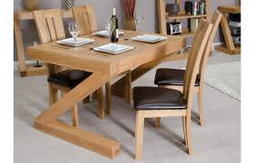 4 seater dining table with bench z solid oak designer 4 seater dining table furniture4yourhome