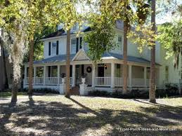 House With Wrap Around Porch 126 Best Country Farmhouse Porches Images On Pinterest Country