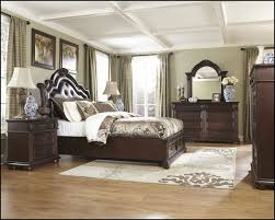 King Bedroom Set With Storage Headboard Home Decorating Pictures Ashley Signature Furniture Bedroom Sets